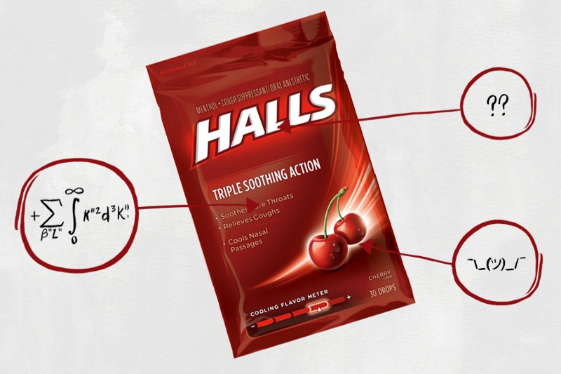 What's in This?: Cough Drops