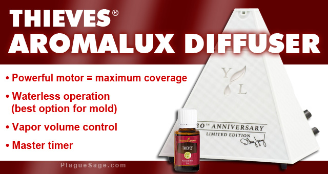 Thieves AromaLux Diffuser
