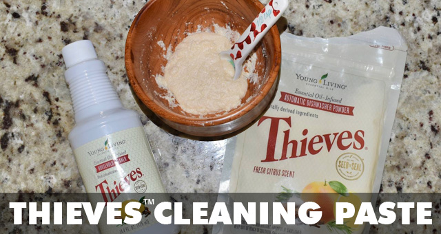 Thieves Cleaning Paste