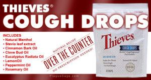 Thieves Cough Drops