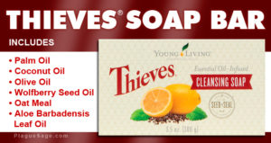 Thieves Soap Bar