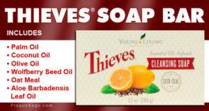 Thieves Soap Bar